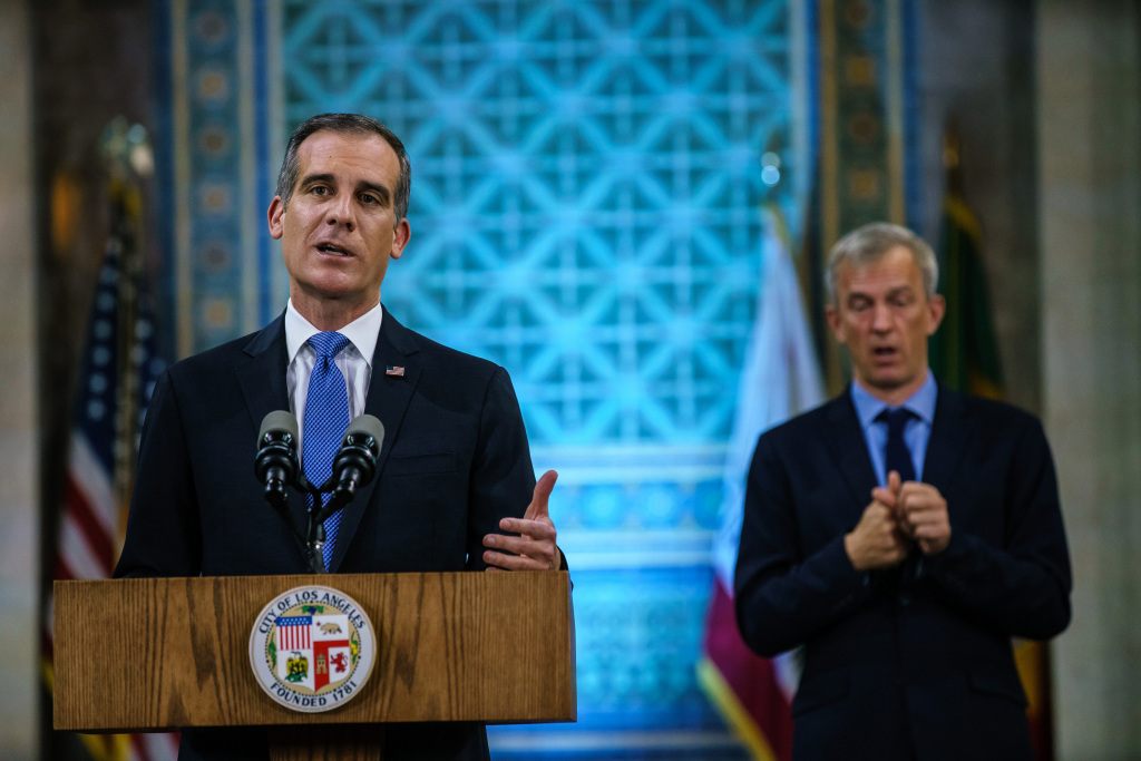 LA needs to 'aggressively' cut services, costs as projected revenue gap may hit $600 million