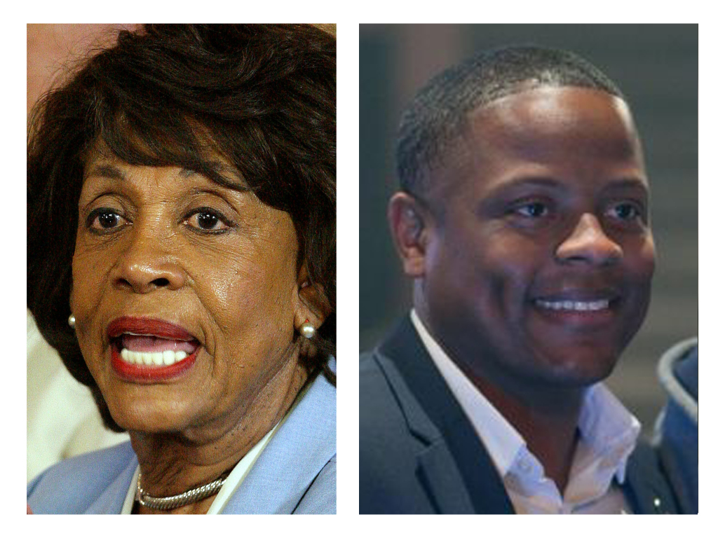 Elections 2020: In South L.A., Maxine Waters faces GOP challenger Joe Collins for 43rd Congressional seat