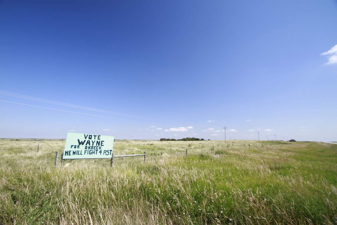 Voting by mail isn't so easy on Native American reservations