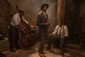 Stunning photos show Chadwick Boseman in final role, 'Ma Rainey's Black Bottom'