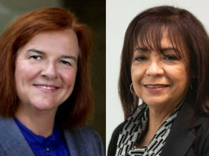 Two angling to replace Dorothy Brown pledge to reform court clerk's office – from nepotism, to 'cloud of deception' to 'landmines'