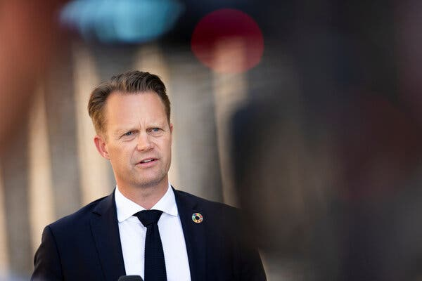 Copenhagen Mayor Resigns Amid #MeToo Wave in Denmark