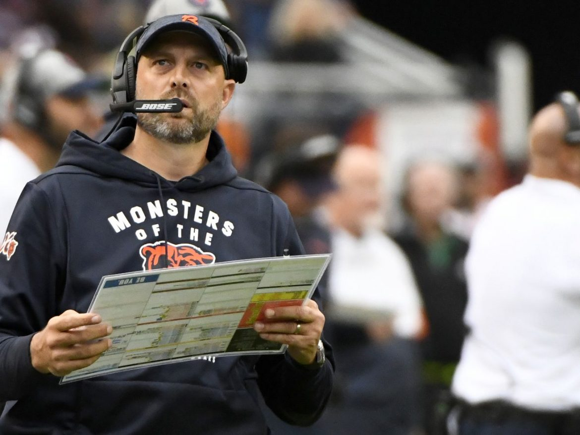 The Matt Nagy quandary: When does the fun begin?