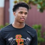 Suspended USC receiver Munir McClain and family to call for his reinstatement