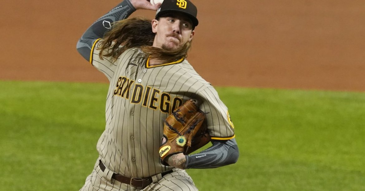 Young arms will be key for Padres in NLDS against Dodgers