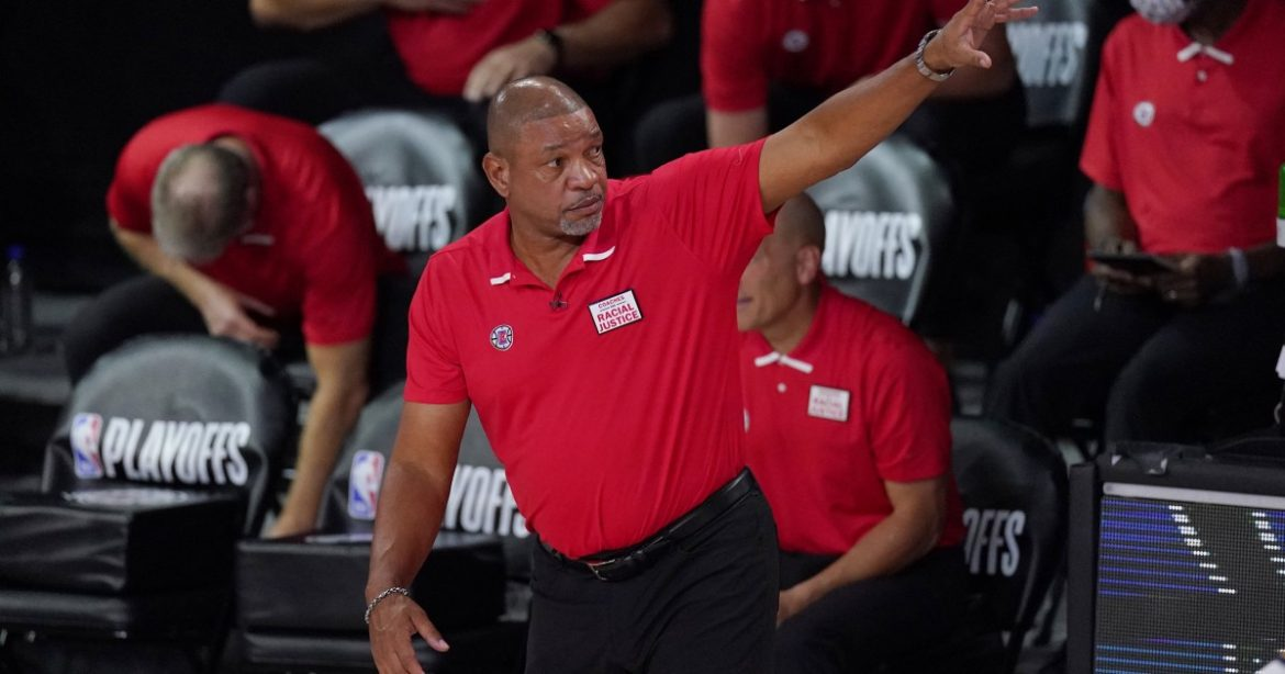Doc Rivers adds Clippers' G League coach to his 76ers staff