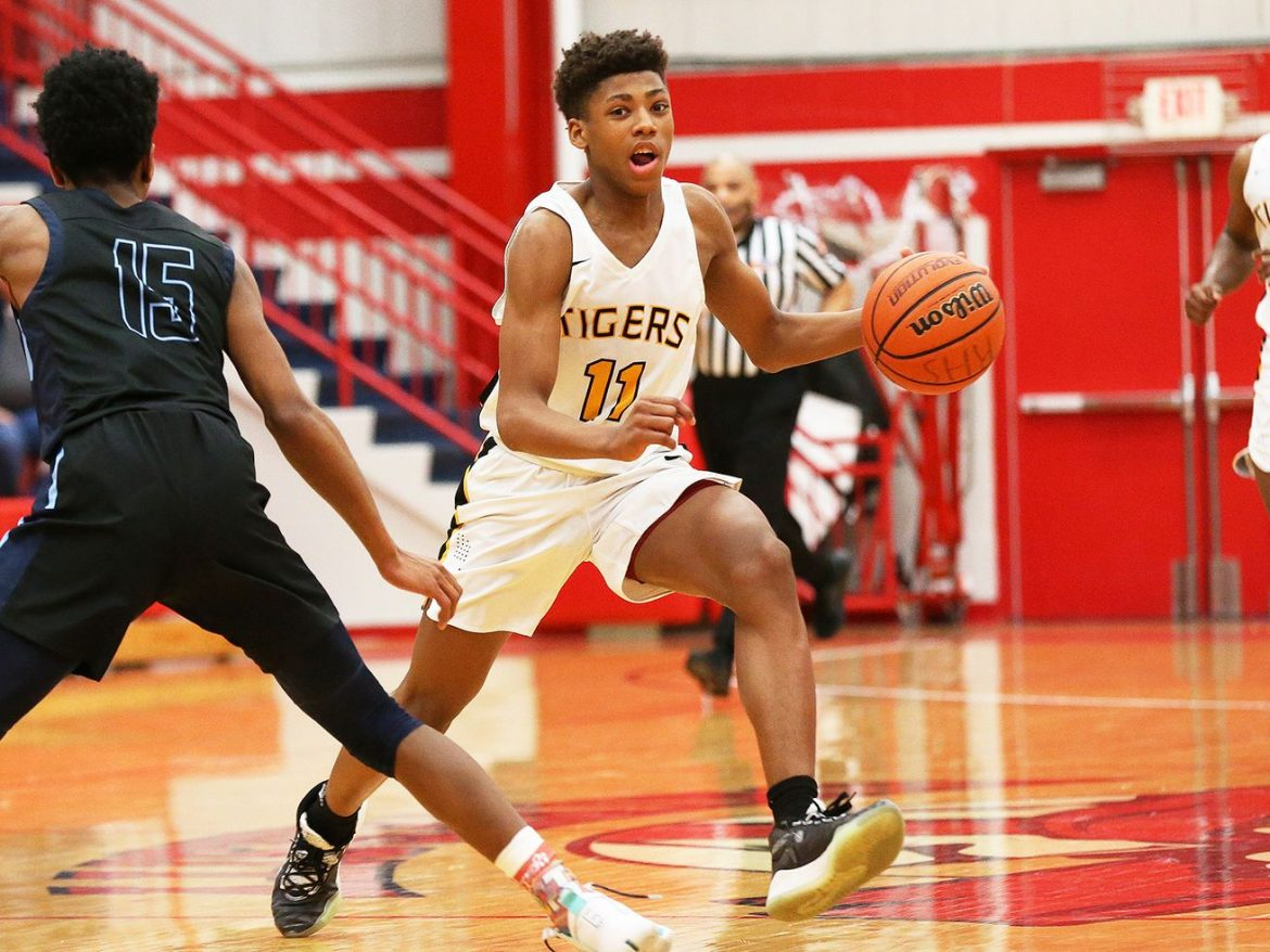 Nationally-ranked sophomore Jeremy Fears Jr. leaves Joliet West for La Lumiere