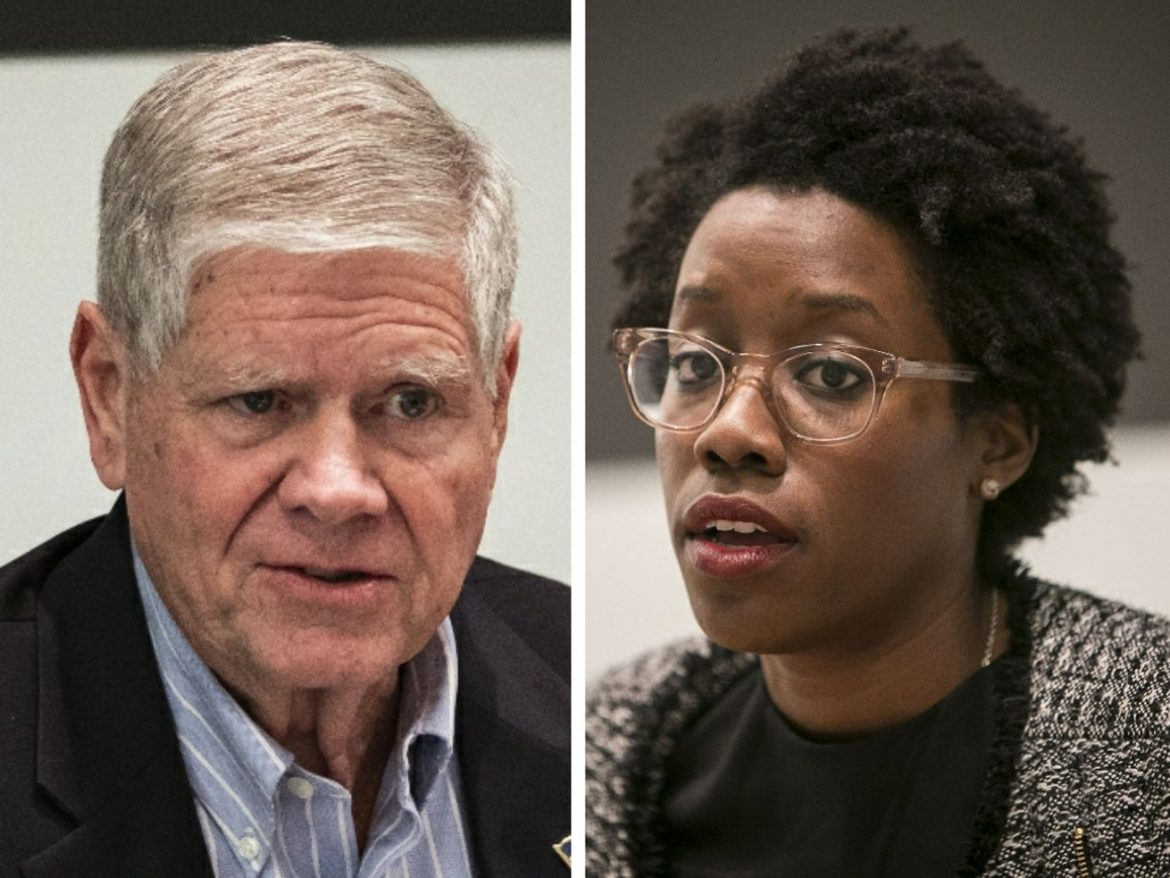 Fact-check: No beauty in Oberweis' milking of Underwood's answer to 'rioting and looting' question