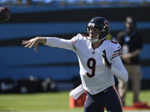 QB Nick Foles no 'magic wand' for Bears offense, but that's what they need