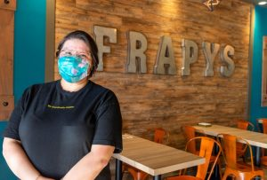Community backs Southern California yogurt shop owner after lawsuit threat over masks