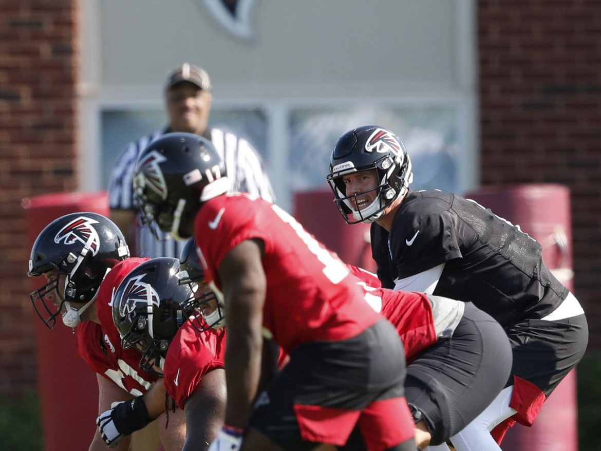 Falcons close practice facility after 2nd positive COVID-19 test