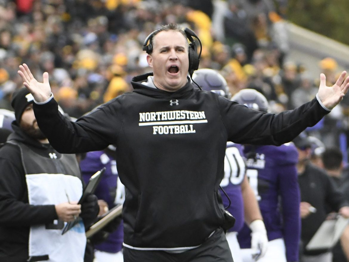 Northwestern hopes rebound starts Saturday against Maryland