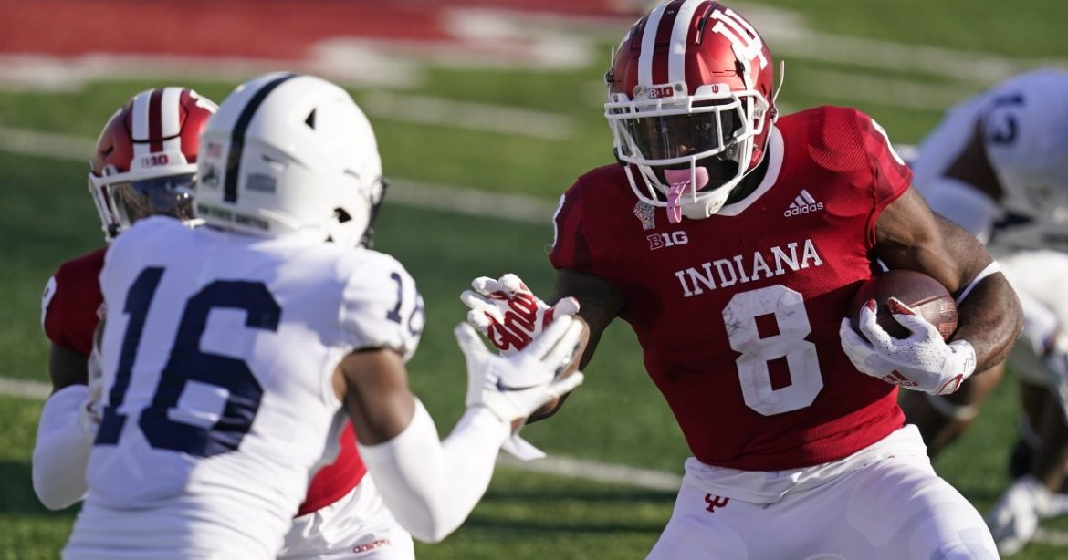 AP Top 25: Indiana jumps in at 17; Ohio State moves up to No. 3