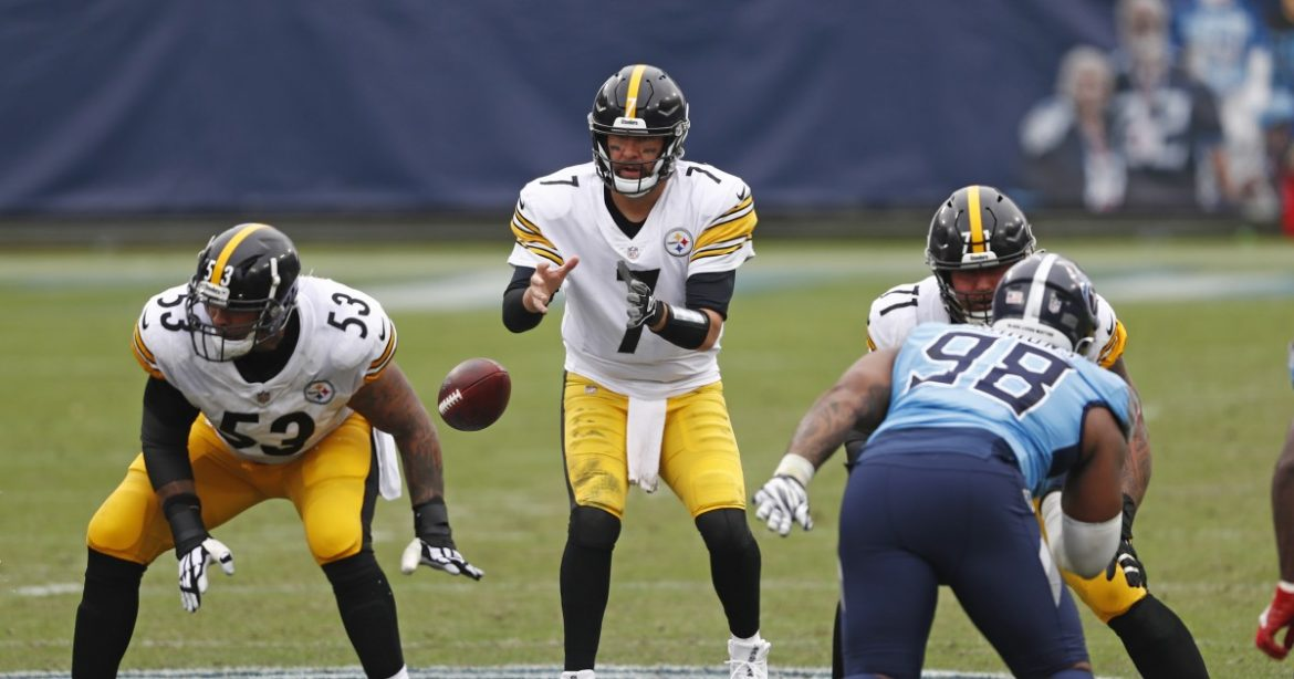 NFL roundup: Ben Roethlisberger and Steelers remain perfect on season