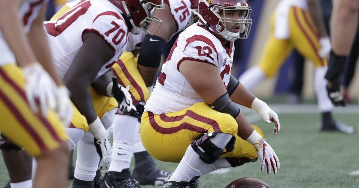 USC has a lot of work to do to find right combination on offensive line