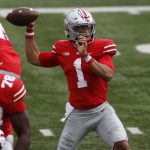 College football roundup: Ohio State dominates Nebraska in season opener
