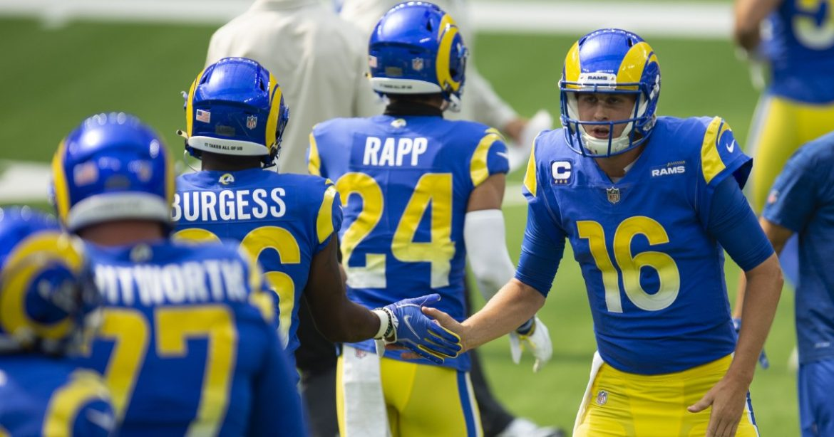 Rams know they can't underestimate injury-riddled 49ers team