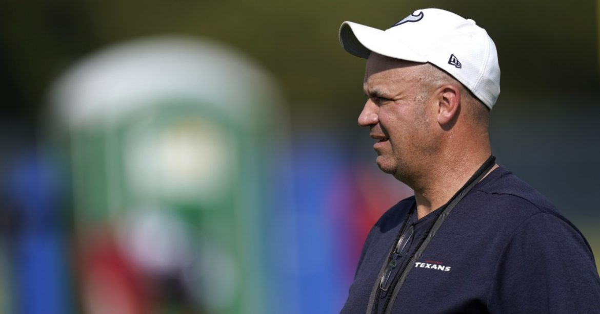 Texans fire coach and general manager Bill O'Brien after 0-4 start