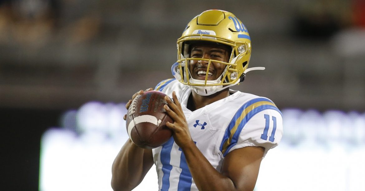 Who will become UCLA's new No. 2 quarterback? Let the Chase begin