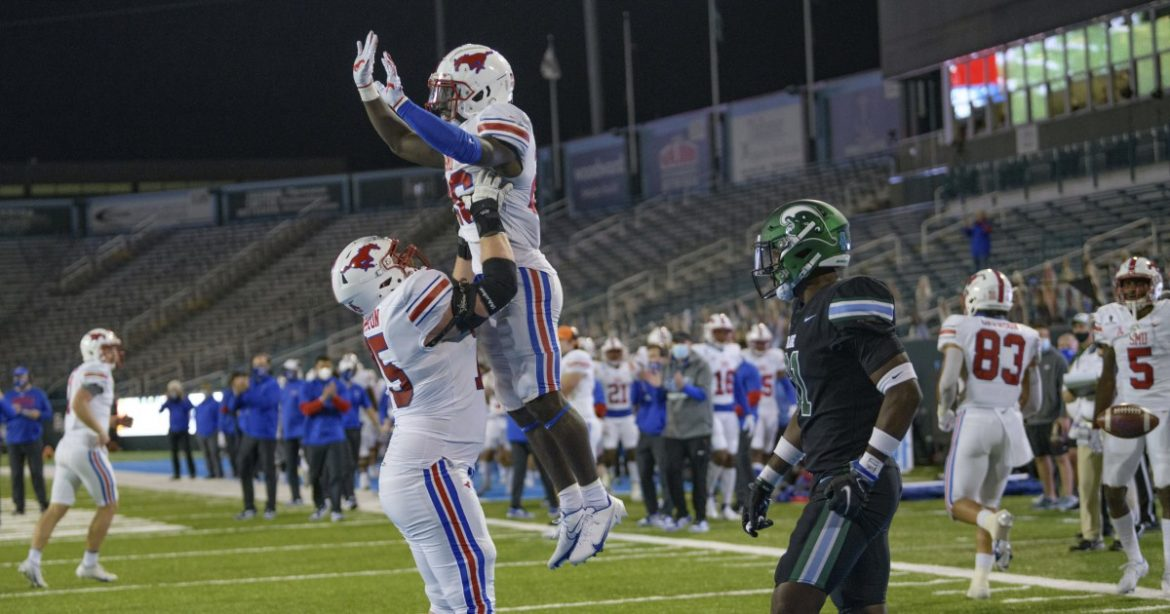 College football: No. 17 SMU beats Tulane in overtime to improve to 5-0