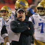 UCLA football player tests positive, then negative for COVID-19