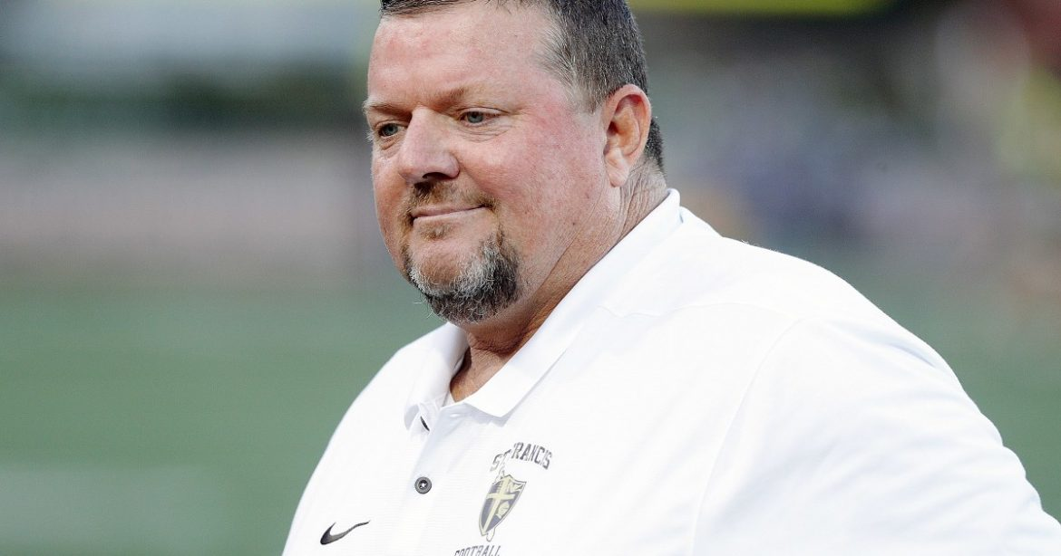 St. Francis football coach and former UCLA quarterback Jim Bonds has died at 51