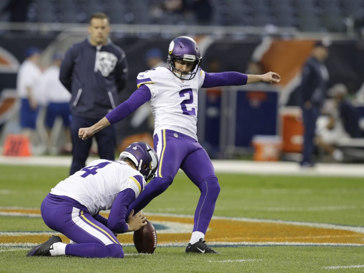 Rams sign K Kai Forbath, ending his 11-day stay on Bears' practice squad