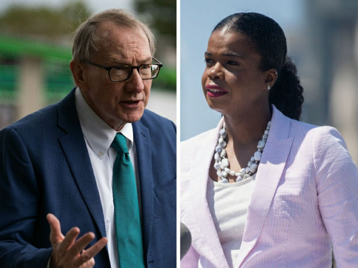 State's attorney battle boils over as Foxx readies attack ad against Republican O'Brien — and GOP poll suggests she's in trouble