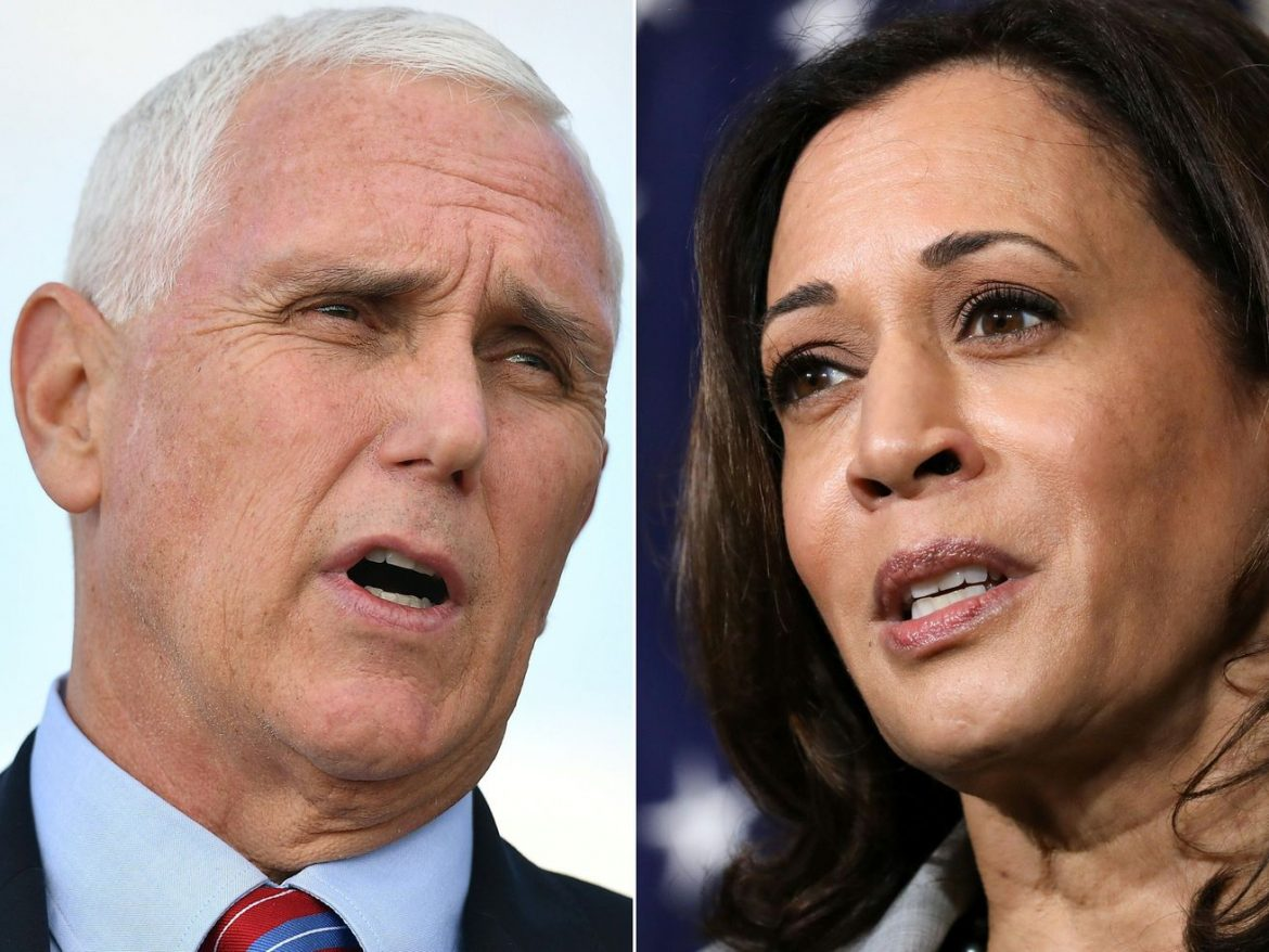 Watch live: Vice presidential debate between Mike Pence and Kamala Harris with live fact-checking