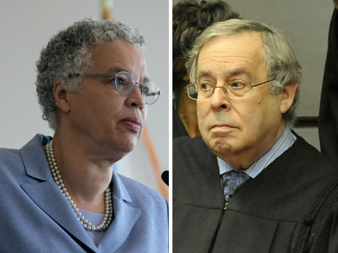 Push to unseat Judge Michael Toomin is nothing but an unsupported hit led by Toni Preckwinkle's Cook County Dems