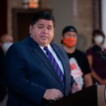 Food fight: Pritzker vows to crack down on restaurants 'helping to spread this disease' through dining defiance