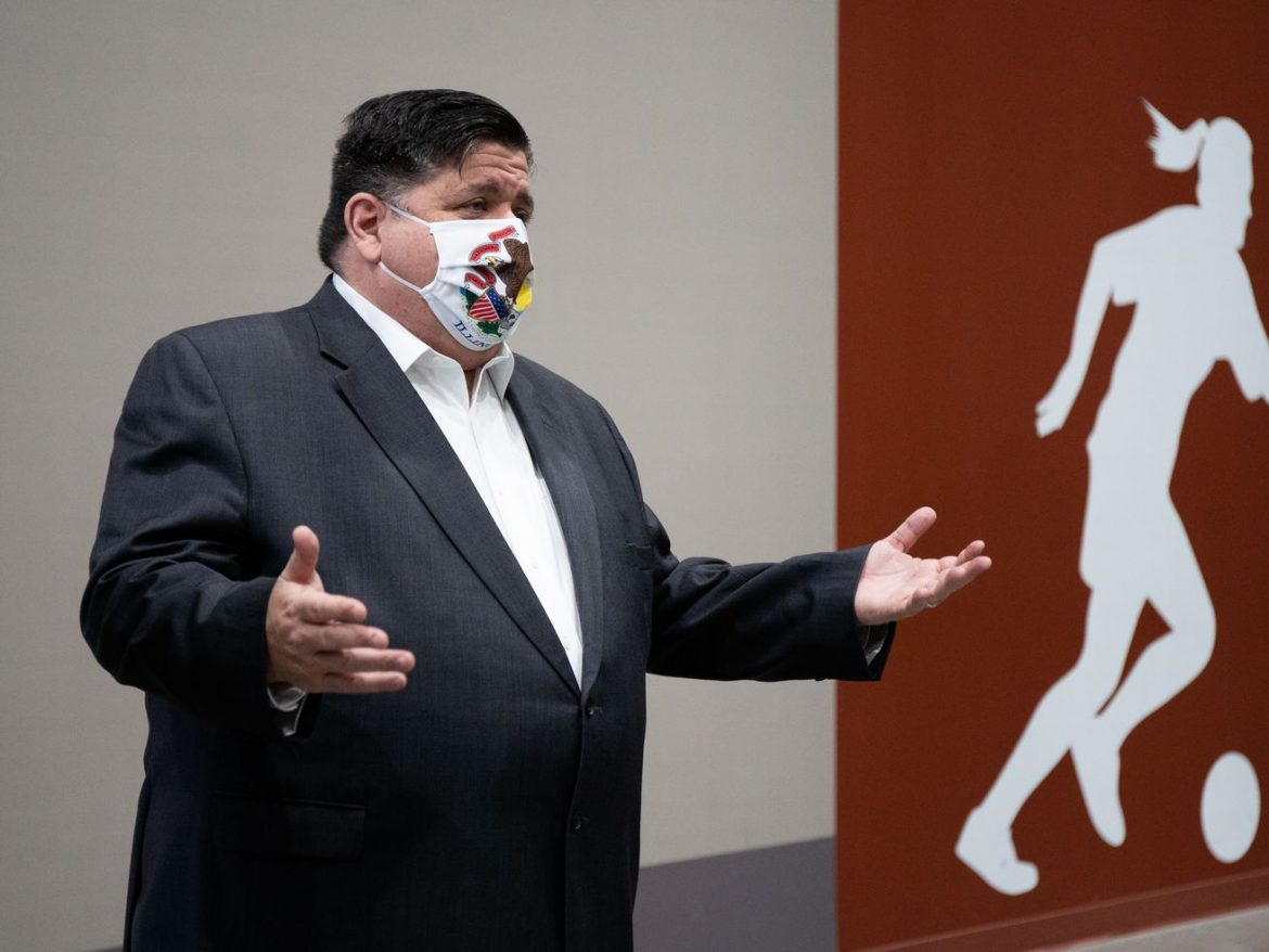 Gov. Pritzker says high school basketball will be delayed until spring