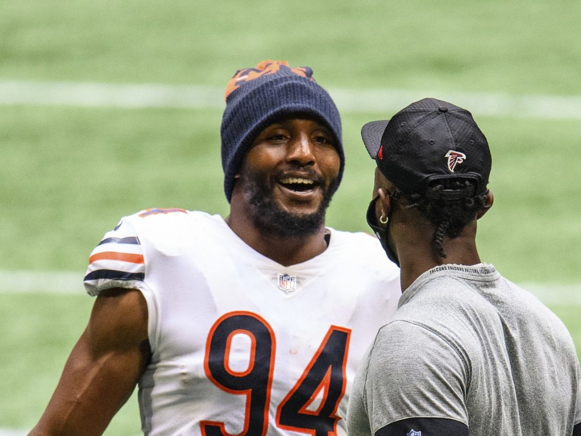 Snap Judgment: More Robert Quinn equals better pass rush for Bears