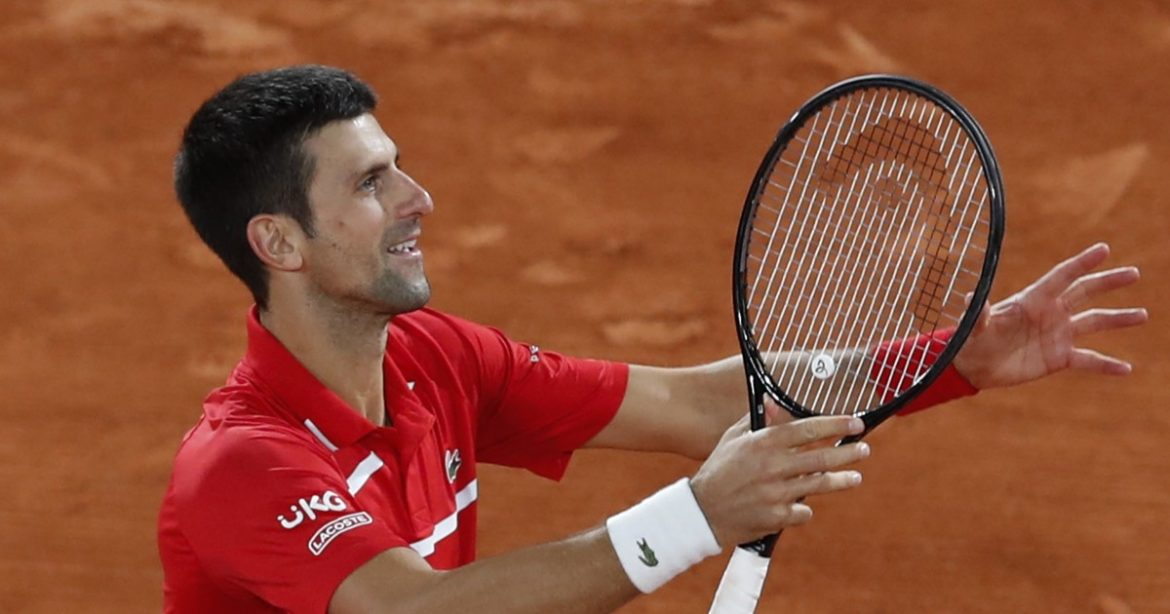Novak Djokovic escapes in five sets, will face Rafael Nadal in French Open final