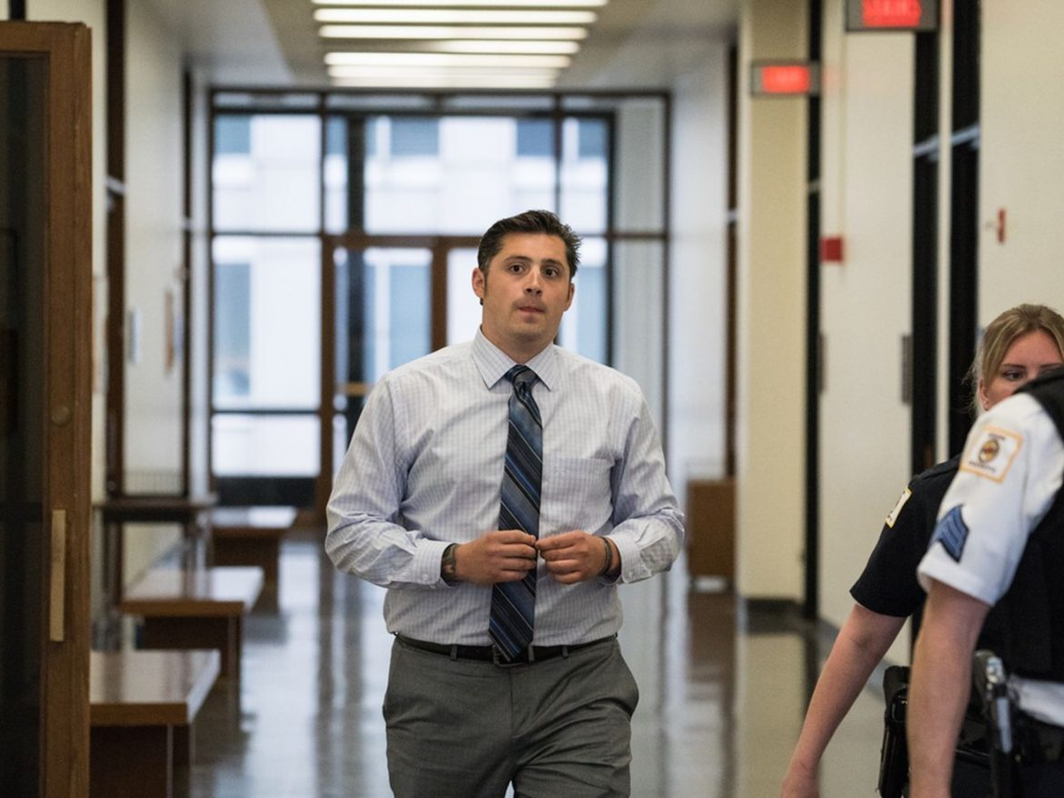 Judge rejects Robert Rialmo's bid to rejoin Chicago Police Department