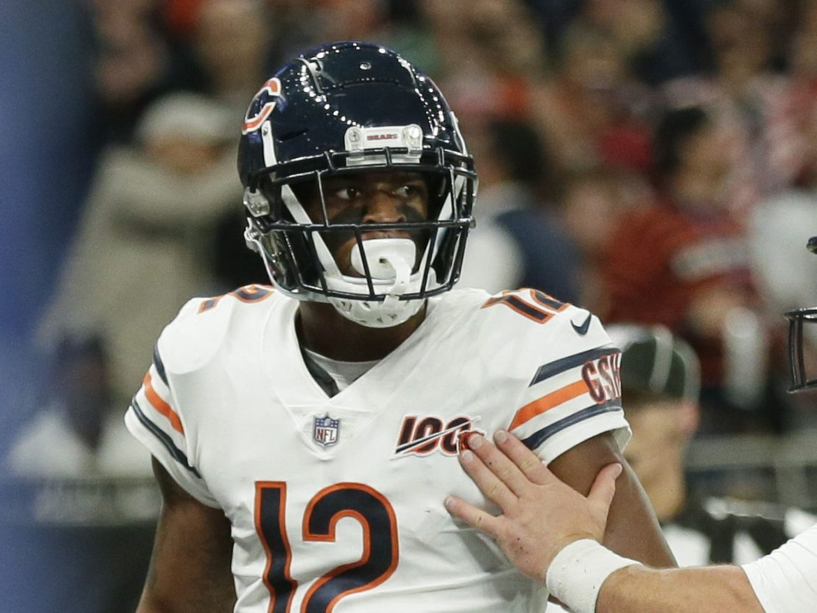 Bears WR Allen Robinson cleared from concussion protocol, will play vs. Saints