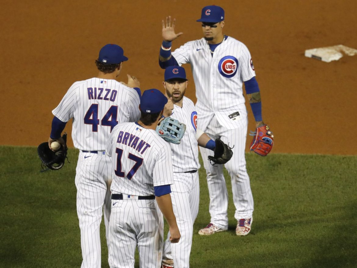 Dealing with the core on top of Cubs' to-do list this winter