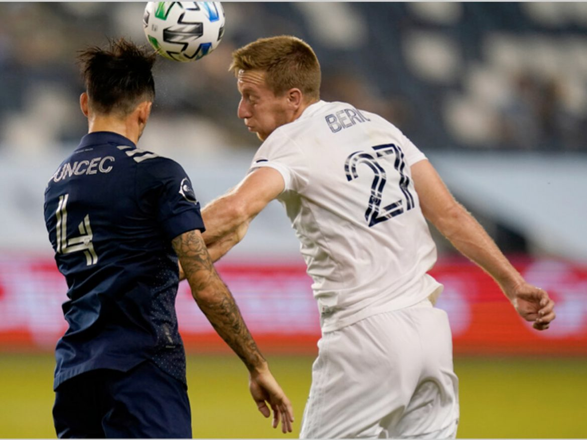 Fire fall to Sporting Kansas City