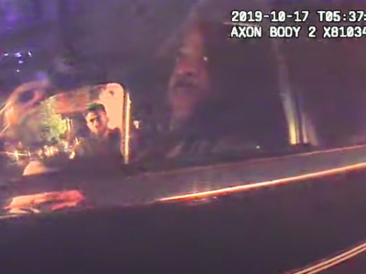 Top cop Johnson had 10 drinks before falling asleep behind the wheel, was allowed to drive home without a field sobriety test: watchdog