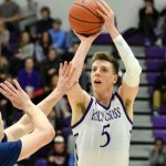 Connor Niego transfers to Lewis
