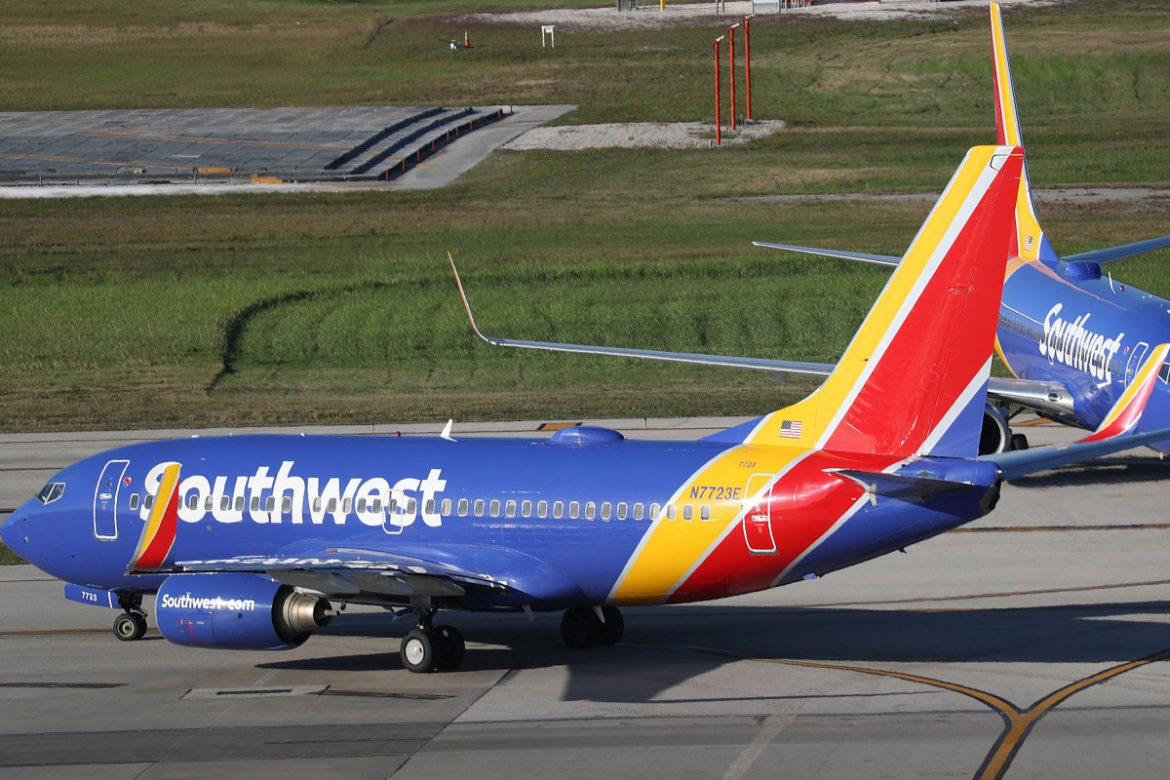 Southwest posts largest loss ever as COVID-19 hammers airlines