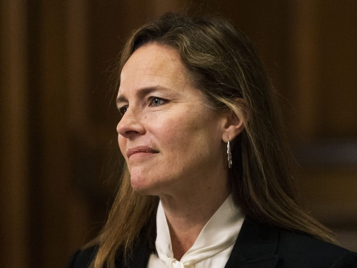 U.S. will get extended look at Amy Coney Barrett who will tell senators courts 'should not try' to make policy