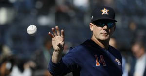 AJ Hinch, fired by Astros amid sign-stealing scandal, hired as Tigers' manager