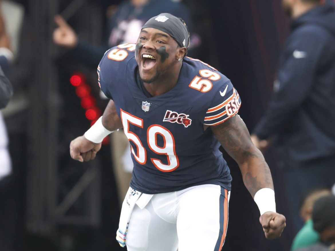 Snap judgment: Bears vets Danny Trevathan, Akiem Hicks see spikes