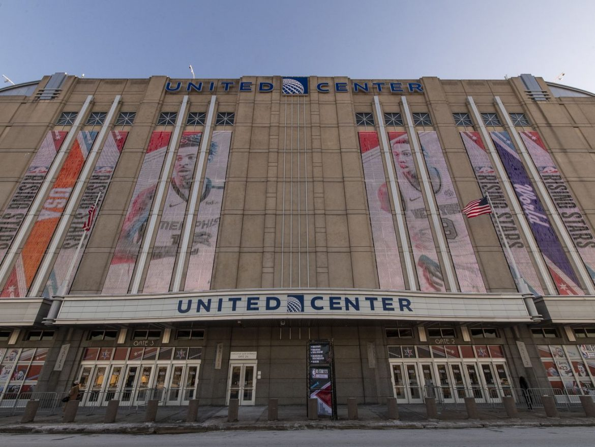 United Center to serve as voting super site on Election Day