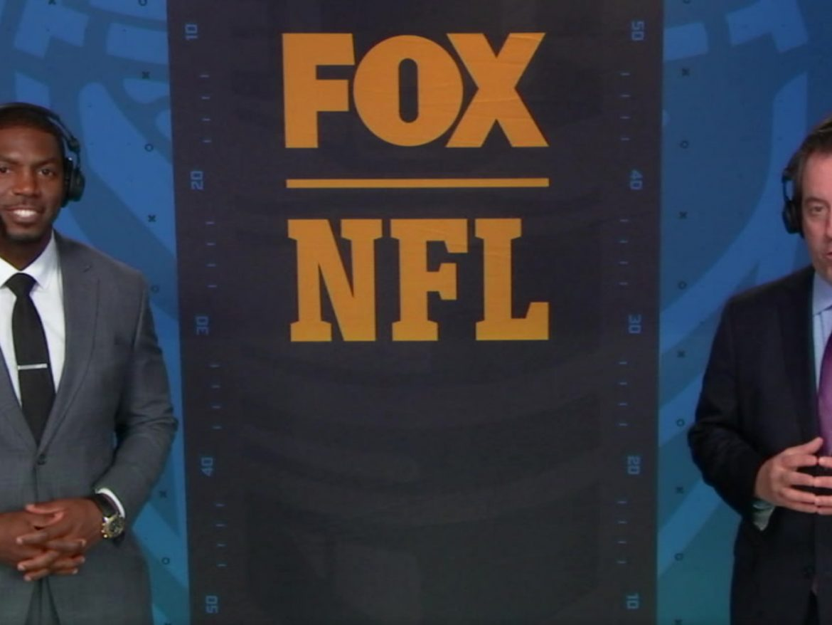 Jonathan Vilma's start with Fox has been unique, including 3 Bears games in 6 weeks