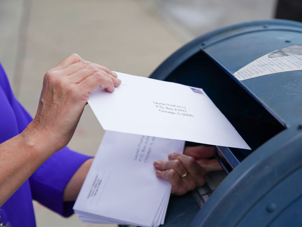Mailing it in? Sluggish processing of suburban Cook County ballots making it more like vote-by-snail