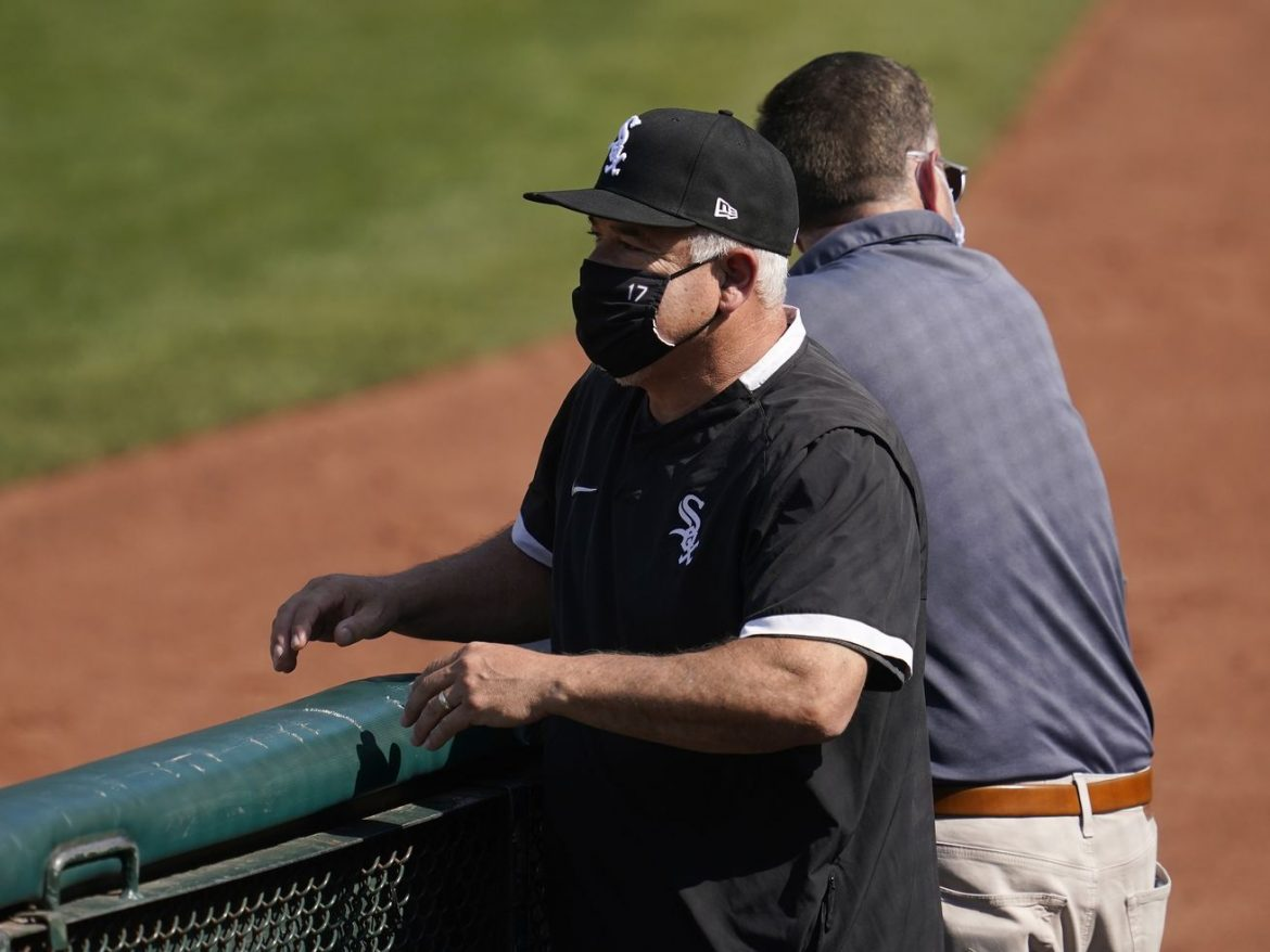 Rick Renteria out as White Sox manager