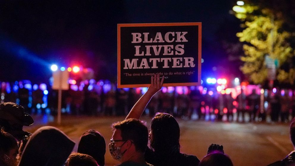 5th night of Wisconsin police shooting protest more peaceful
