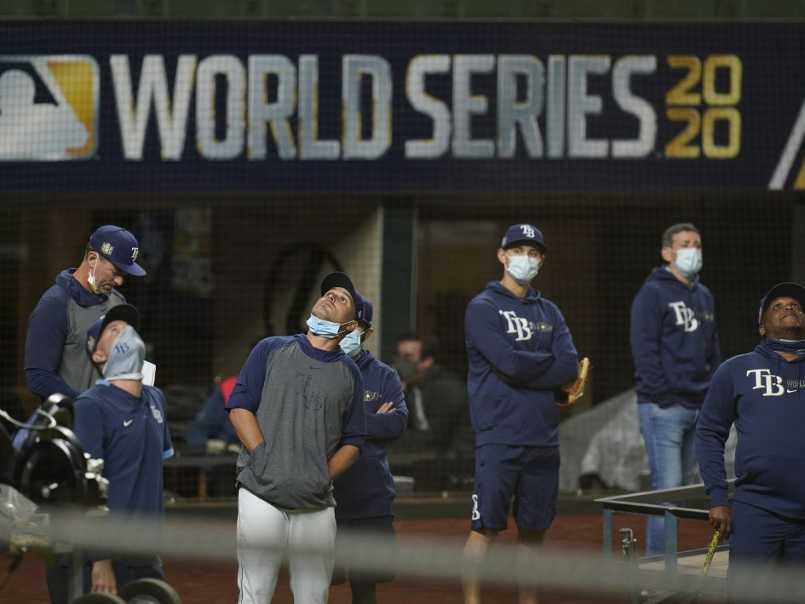 Previewing the Rays-Dodgers World Series